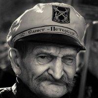 Мужской портрет / 7 / :: Цветков Виктор Васильевич