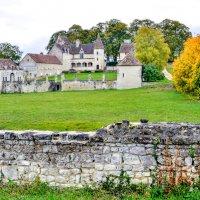 Замок де ла Мотт XV век  (chateau de la Motte) :: Георгий