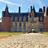 замок Мадама де Ментенон (2) (chateau de madame de Maintenon) :: Георгий А