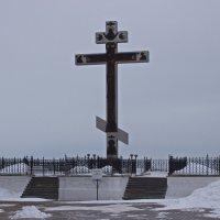 Царский крест :: val-isaew2010 Валерий Исаев