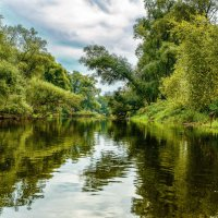 На реке Истра. :: Николай