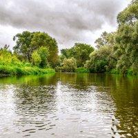Река Истра. :: Николай