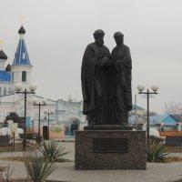 Сквер Семьи, любви и верности :: Евгения Чередниченко