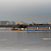 На Днепре :: Валентина Данилова