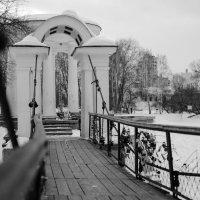 В Харитоновском парке :: Александр Туманов