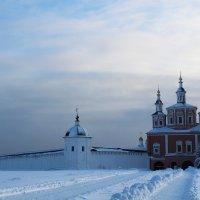 Све́нский Свя́то-Успе́нский монасты́рь :: Виктория Невская