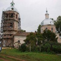 Троицкая церковь. :: Юрий Карелин