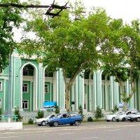 Административное здание :: Mir-Tash