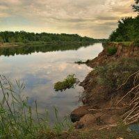 Река Ахтуба :: Олег Рыбалко