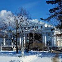Мой милый Елагин Дворец... :: Sergey Gordoff