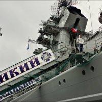 На борту Петра Великого... :: Кай-8 (Ярослав) Забелин