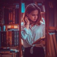 Читательница... :: Наталья Ремез