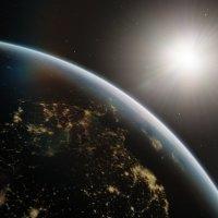 Земля :: КОСМИЧЕСКИЙ ФРЕГАТ