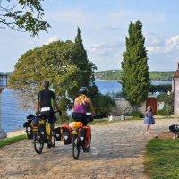 Путешествуя на вело. Ровиньо. :: Николай Ярёменко