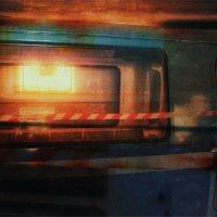 Зловещий вагон. :: Вера Катан