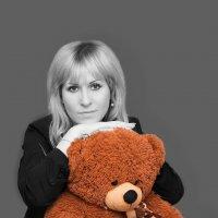 Мой ласковый и нежный зверь! :: Оксана Романова