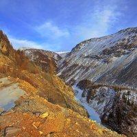 Ущелье Чёрного Иркута :: Анатолий Иргл