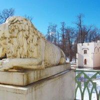 Один из львов Белой башни. :: Лия ☼