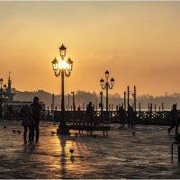 Рассвет на Пьяцетта :: Виктор Льготин