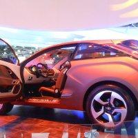 Московский международный автомобильный салон :: Ирина Via