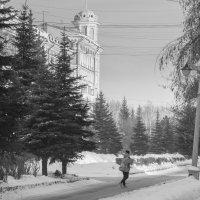 Черты Сталинска :: Валерий Михмель