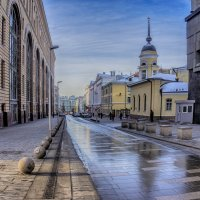 пушечная улица :: Natalia