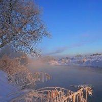 морозное утро.. :: Геннадий ,