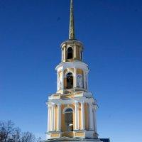 Колокольня Рязанского кремля :: Irina Shtukmaster