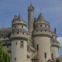 башни замка Пьерфон :: Георгий