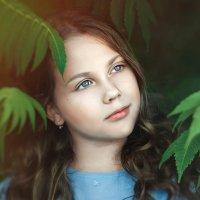 Портрет :: Эльвира Запорощенко
