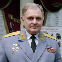 Портрет генерала :: Евгений Кривошеев