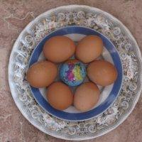Скоро Пасха. Земной шар превратится в пасхальное яйцо... :: Алекс Аро Аро