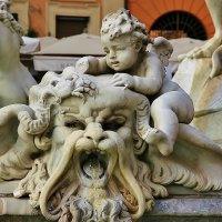 Чудовище и ангел :: Natali Positive