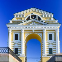 Московские ворота :: Nikolay Svetin