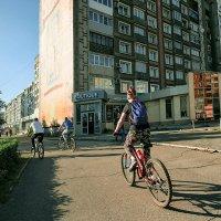 Все на велосипед :: alteragen Абанин Г.