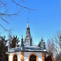 Кицканский монастырь. Часовня. :: Nina Streapan