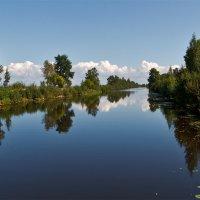 Обводной канал.Белозерск. Вологодская область :: MILAV V