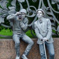 весёлые мимы :: Игорь Козырин
