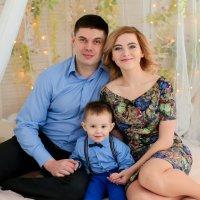 Семейная фотосессия :: Екатерина Кожевникова