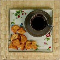 Кофе с крекерами :: san05 -  Александр Савицкий