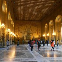 Золотой зал ратуши :: Ольга