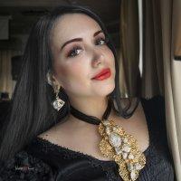 Алина, артист и вообще ведунья :: Борис Соловьев
