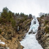 водопад Бураваидон IMG_0966 :: Олег Петрушин