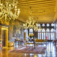 Интерьер отеля в Венеции :: Ирина Рюмина