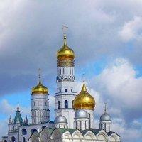 Храм преподобного Иоанна Лествичника в Кремле (Колокольня Ивана Великого) :: Сергей Iv