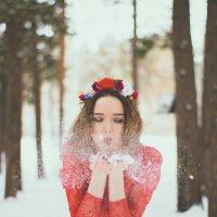 В ожидании весны :: Алина