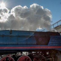 Передвижная фабрика по производству облаков :: 30e30 (Игорь) Васильков