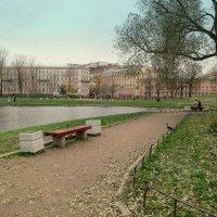 Юсуповский сад. :: Валентина Жукова