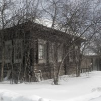 Старый дом :: Elena Wise