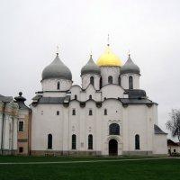 Софийский собор в Новгородском кремле. :: Ирина ***